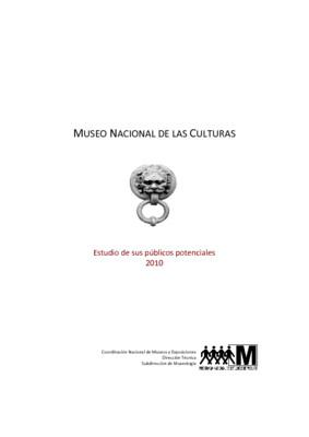 Museo Nacional de las Culturas