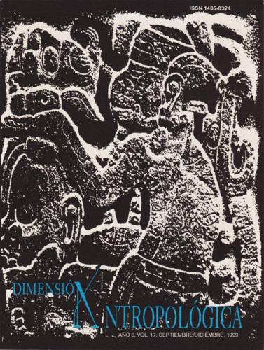 Dimensión Antropológica -  Vol. 17 (1999)