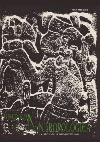 Dimensión Antropológica -  Vol. 19 (2000)