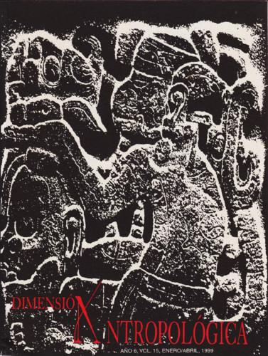 Dimensión Antropológica -  Vol. 15 (1999)