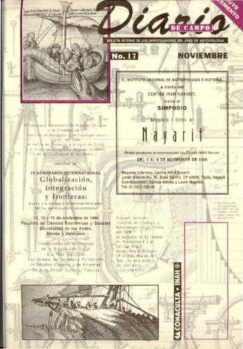 Diario de Campo - Num. 17 (1999)