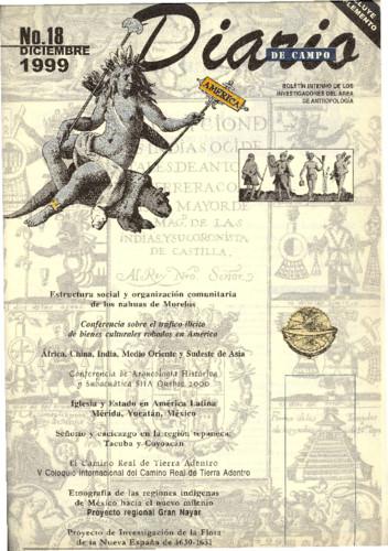 Diario de Campo - Num. 18 (1999)
