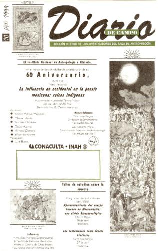 Diario de Campo -  Num. 10 (1999)