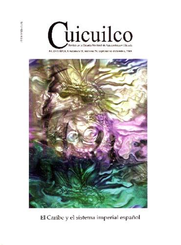 Cuicuilco Vol. 10 Num. 29 (2003) El Caribe y el sistema imperial español