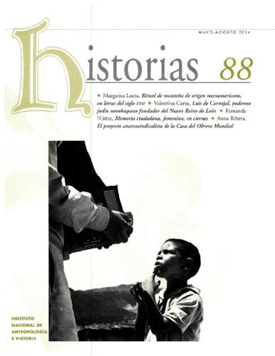 Historias Num. 88 (2014)