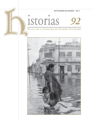 Historias Num. 92 (2015)
