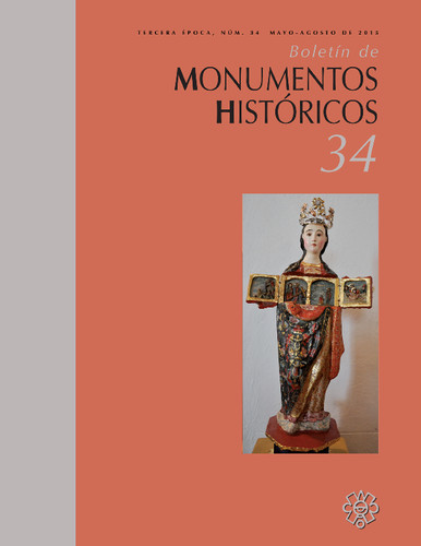 Boletín de Monumentos Históricos Núm. 34 (2015) (Tercera Época)