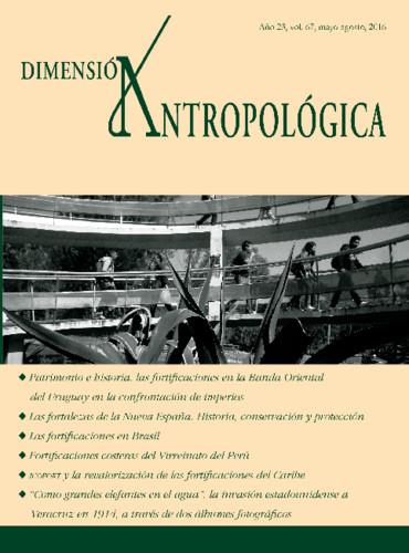 Dimensión Antropológica Vol. 67 (2016)