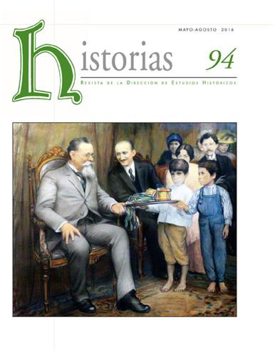 Historias Num. 94 (2016)