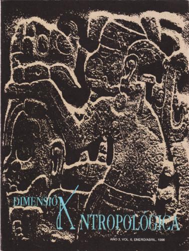 Dimensión Antropológica Vol. 6 (1996)