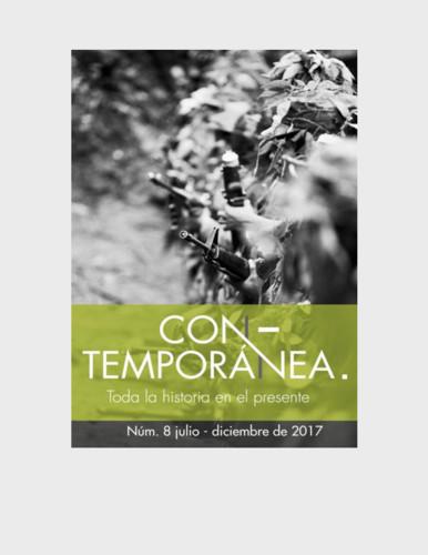 Con-temporánea - Num. 8