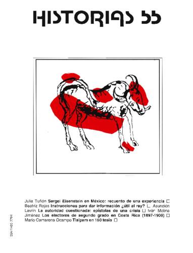 Historias Num. 55 (2003)