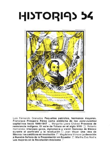 Historias Num. 54 (2003)