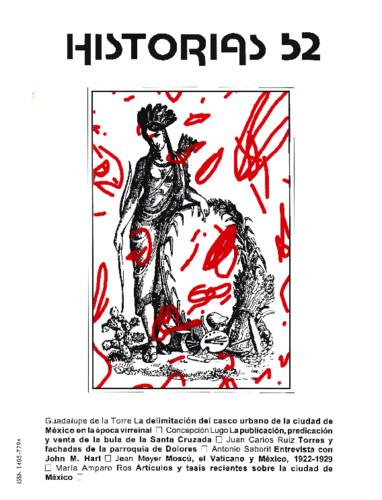 Historias Num. 52 (2002)
