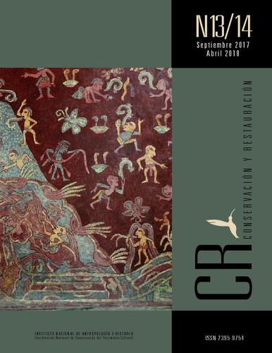 CR. Conservación y Restauración Num. 13-14 (2018)