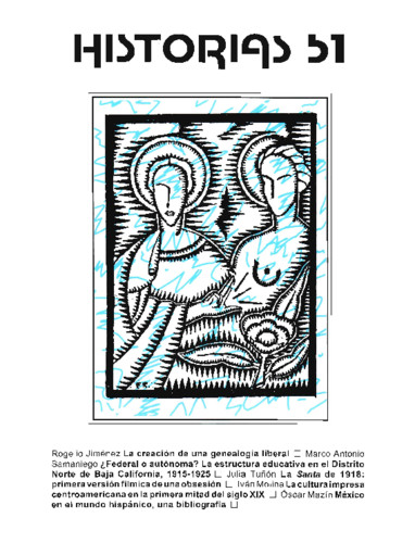 Historias Num. 51 (2002)