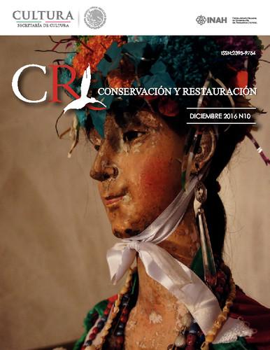 CR. Conservación y Restauración Num. 10 (2016)