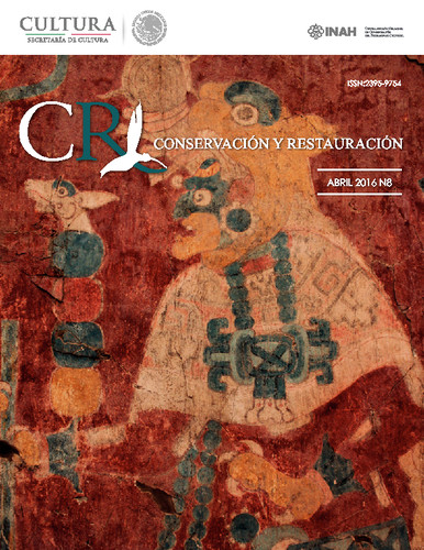 CR. Conservación y Restauración Num. 08 (2016)