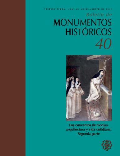 Boletín de Monumentos Históricos Núm. 40 (2017) (Tercera Época)