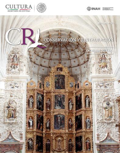 CR. Conservación y Restauración Num. 4 (2014)