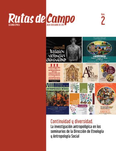 Rutas de Campo Num. 2 Continuidad y diversidad.