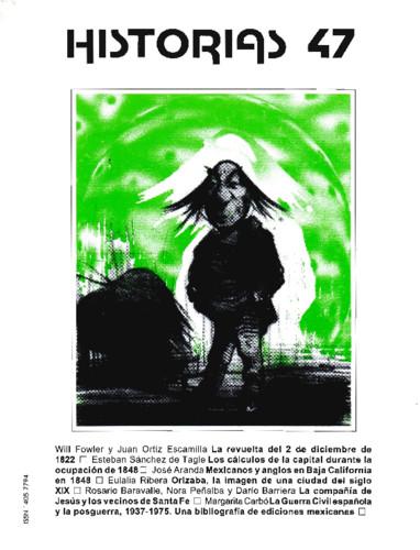 Historias Num. 47 (2000)