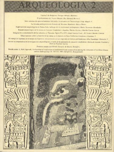 Arqueología Núm. 2 (1988)