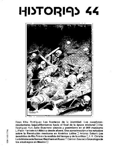 Historias Num. 44 (1999)