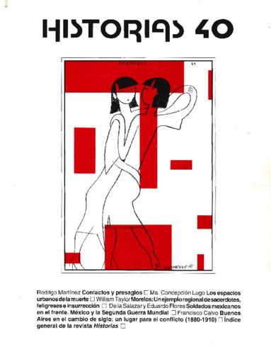 Historias Num. 40 (1998)