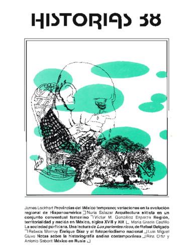 Historias Num. 38 (1997)