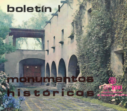 Boletín de Monumentos Históricos Núm. 1 (1978) (Primera Época)