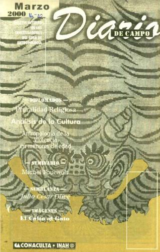 Diario de Campo Num. 20 (2000)