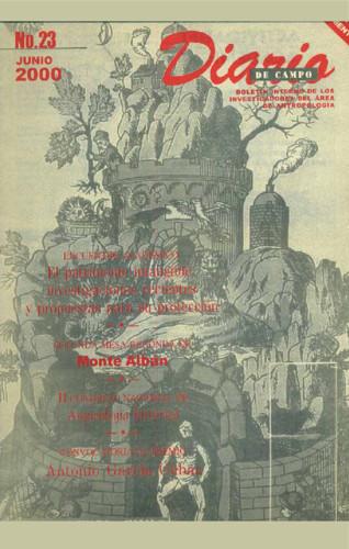 Diario de Campo Num. 23 (2000)
