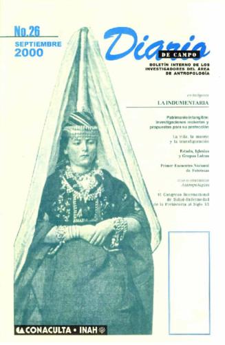 Diario de Campo Num. 26 (2000)