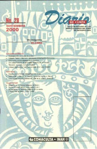 Diario de Campo Num. 28 (2000)