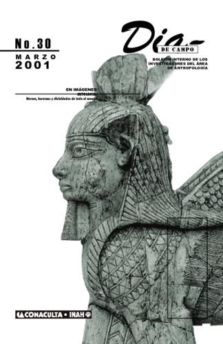 Diario de Campo Num. 30 (2001)