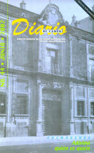 Diario de Campo Num. 44 (2002)