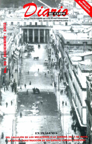 Diario de Campo Num. 50 (2002)