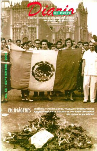 Diario de Campo Num. 58 (2003)