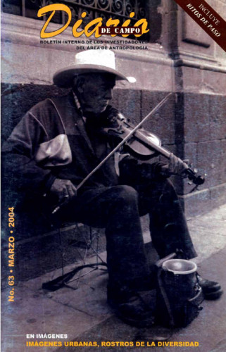 Diario de Campo Num. 63 (2004)