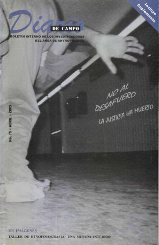 Diario de Campo Num. 75 (2005)