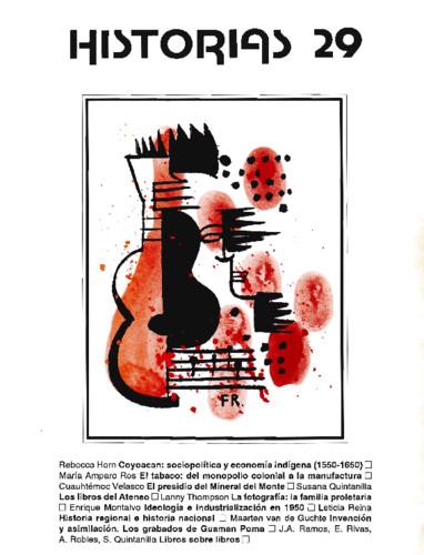 Historias Num. 29 (1993)