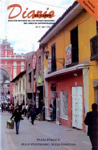 Diario de Campo Num. 78 (2005)