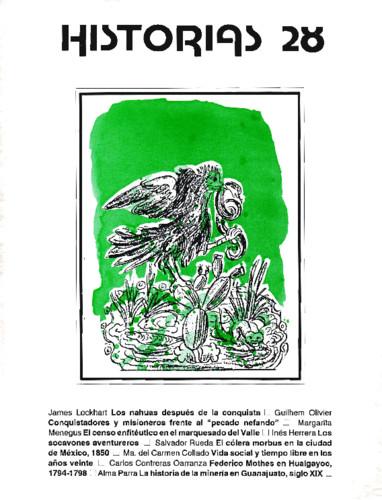Historias Num. 28 (1992)