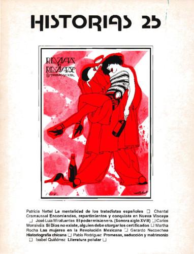 Historias Num. 25 (1991)