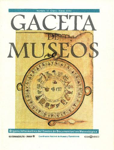 Gaceta de Museos Num. 17 (2000)