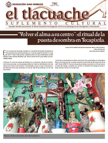 El Tlacuache Num. 780 (2017)