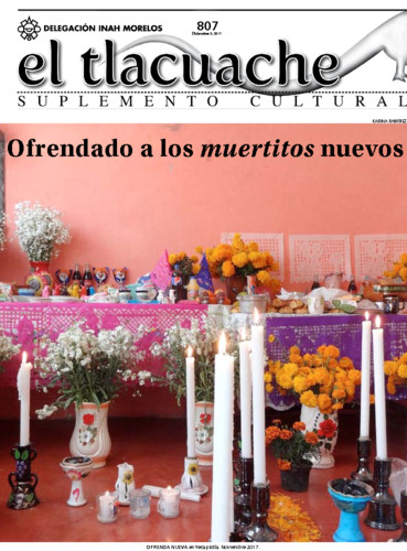 El Tlacuache Num. 807 (2017)