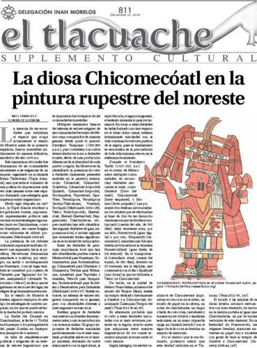 El Tlacuache Num. 811 (2017)