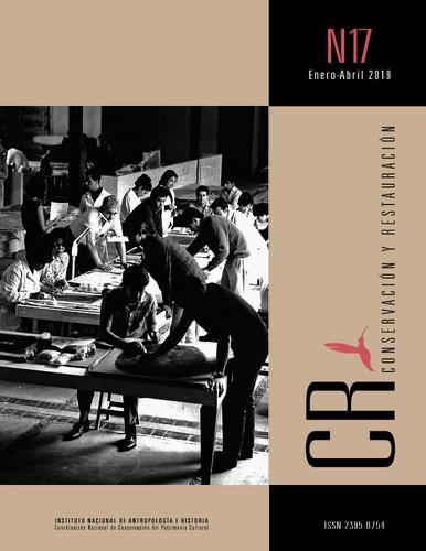 CR. Conservación y Restauración Num. 17 (2019)